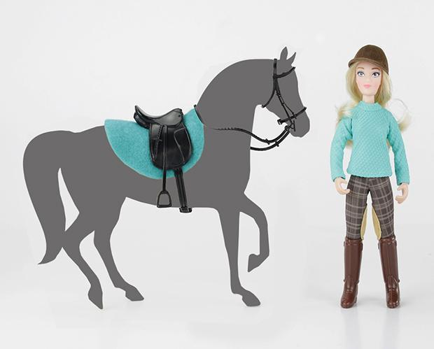 Breyer Heather, English Rider - Breeches.com