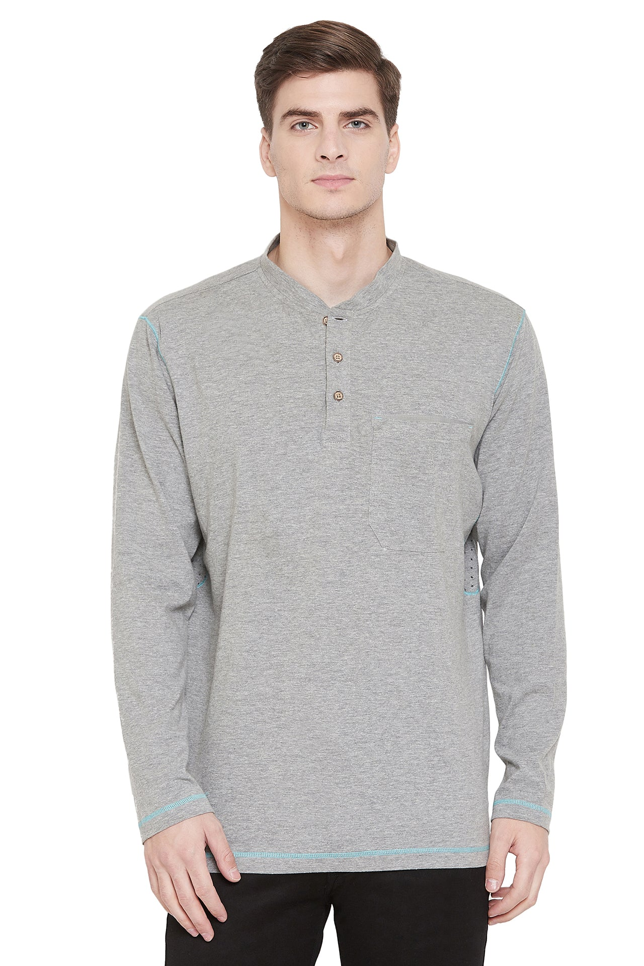 TuffRider Men's Voltage Long Sleeve Tee - Breeches.com