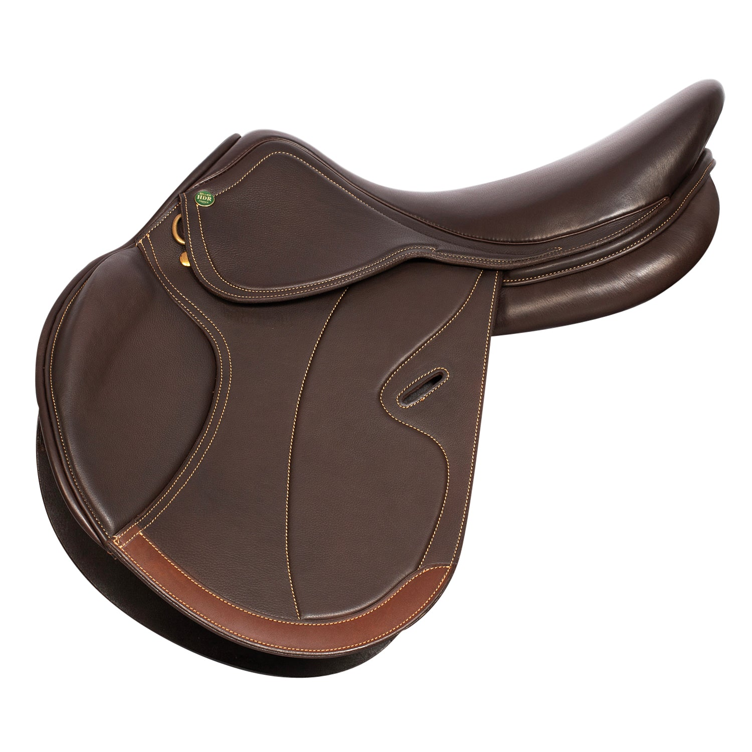 Devrel Luxembourg Close Contact Saddle - Short Flap - Henri de Rivel - Breeches.com