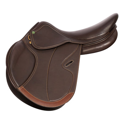 Henri de Rivel Devrel Luxembourg Close Contact Saddle - Short Flap - Henri de Rivel - Breeches.com