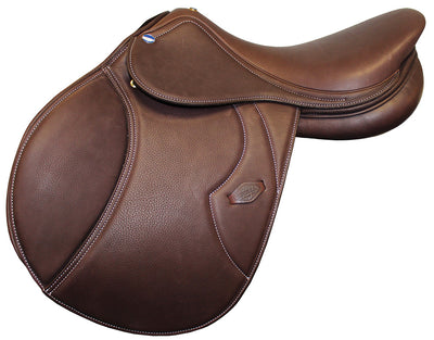 Henri de Rivel RTF (Rotate-To-Fit) Rivella Covered Close Contact Saddle - Henri de Rivel - Breeches.com