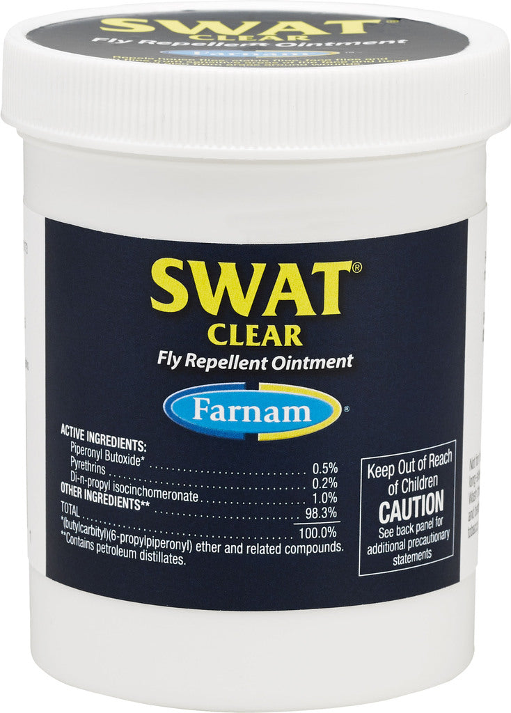 Swat Clear Fly Repellent Ointment_11