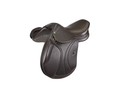 Henri de Rivel Equipe Covered Close Contact Saddle - Henri de Rivel - Breeches.com