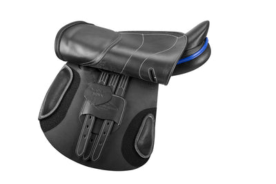 Henri de Rivel Cahill Covered Close Contact Saddle - Henri de Rivel - Breeches.com