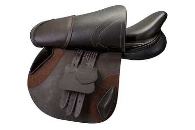 Henri de Rivel Evolution Close Contact Saddle - Henri de Rivel - Breeches.com