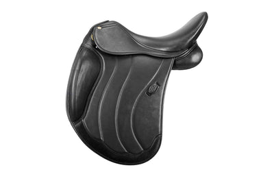 Henri de Rivel Parisian Monoflap Dressage Saddle - Breeches.com