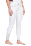 George H Morris Ladies Add Back Silicone Knee Patch Breeches_1