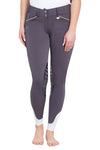 George H Morris Ladies Add Back Silicone Knee Patch Breeches_13