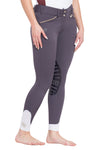 George H Morris Ladies Add Back Silicone Knee Patch Breeches_12