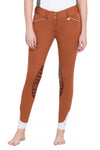 George H Morris Ladies Add Back Silicone Knee Patch Breeches_26