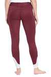 George H Morris Ladies Add Back Silicone Knee Patch Breeches_32