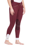 George H Morris Ladies Add Back Silicone Knee Patch Breeches_29