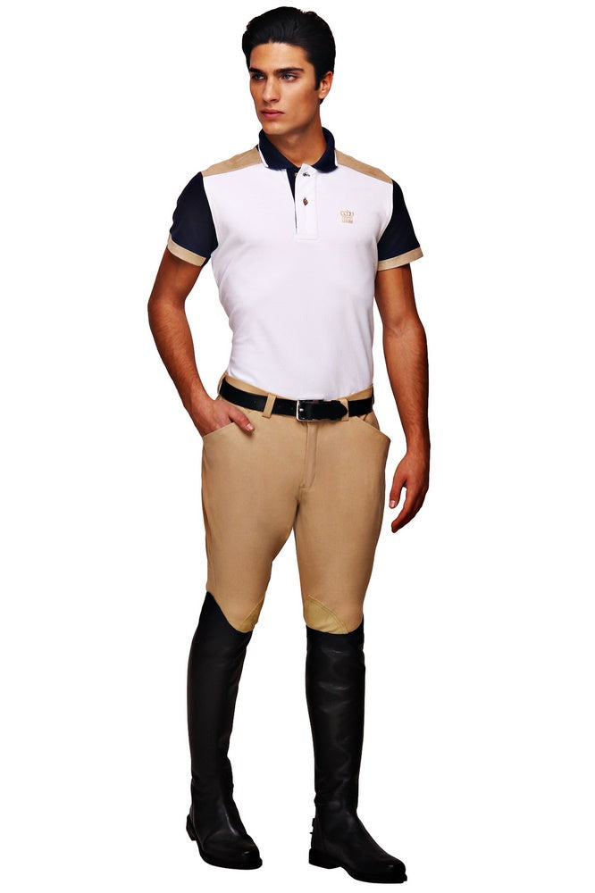 George H Morris Men's Jodhpur Breeches - Breeches.com