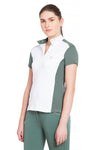 George H Morris Ladies Champion Short Sleeve Show Shirt - George H Morris - Breeches.com