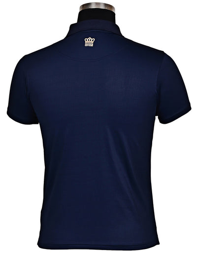 George H Morris Men's Pro Sport Short Sleeve Polo Sport Shirt - George H Morris - Breeches.com