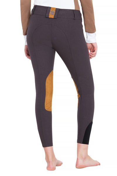 George H Morris Ladies Show Time Knee Patch Breeches - George H Morris - Breeches.com