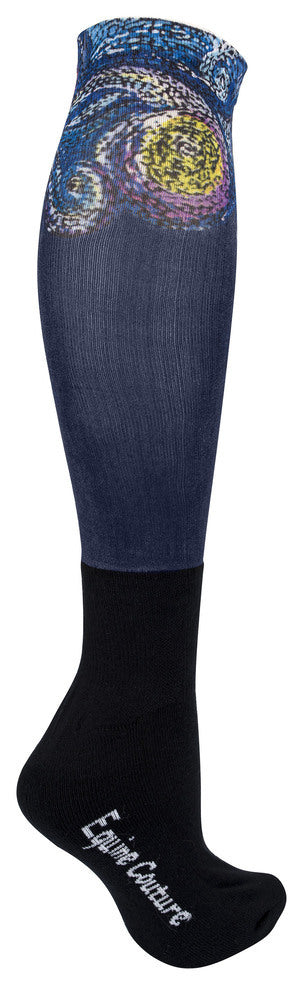 Equine Couture OTC Boot Socks_71