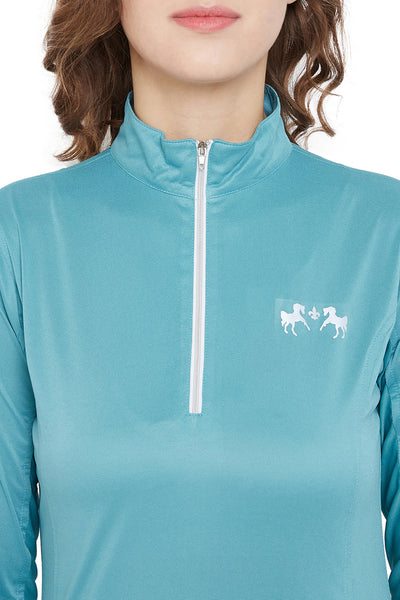Equine Couture Surya Equicool Long Sleeve Sun Sport Shirt_5