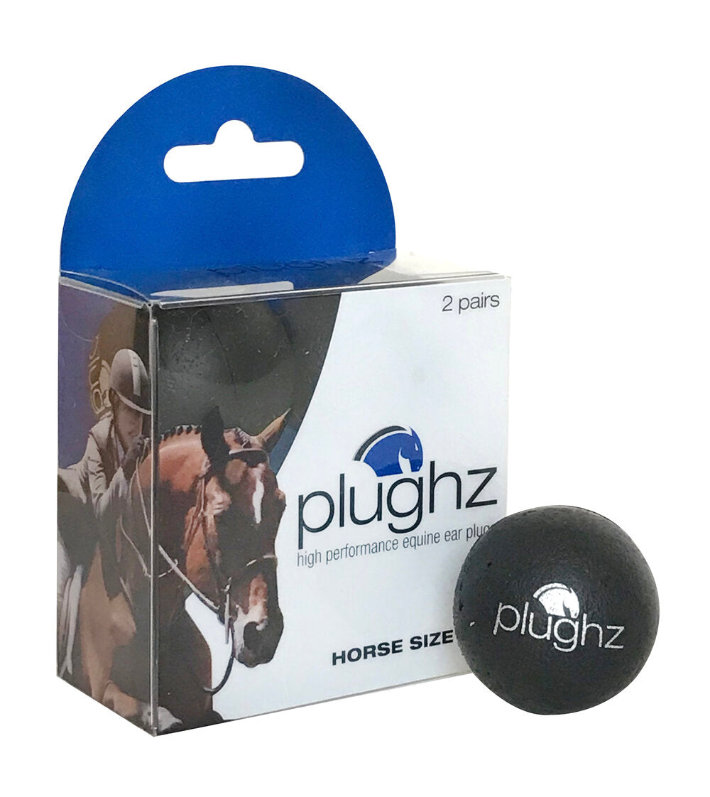 Plughz 2 Pair Ear Plugs - Breeches.com
