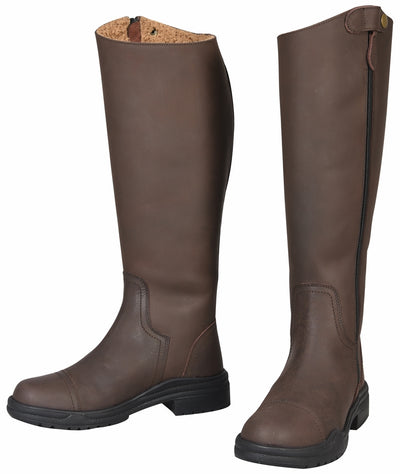 TuffRider Ladies Arctic Fleece Lined Winter Riding Boots_2