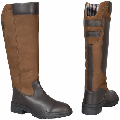 TuffRider Ladies Brandywine Waterproof Tall Boots - Breeches.com