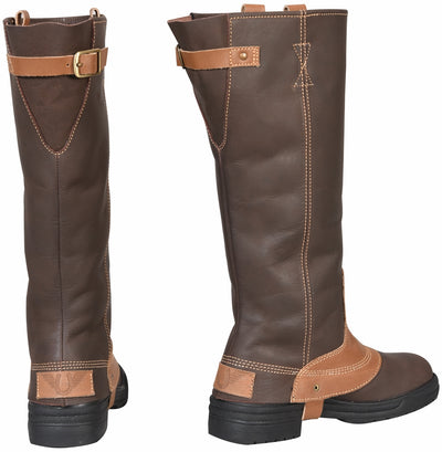 TuffRider Ladies Windsor Waterproof Boots - Breeches.com
