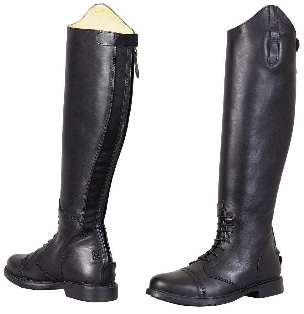 Ladies Baroque Field Boots - TuffRider - Breeches.com