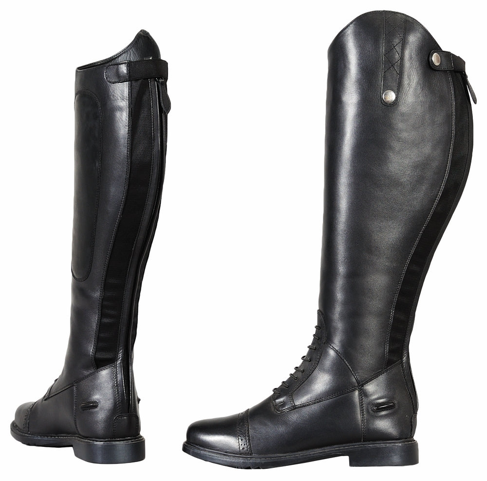 Ladies Plus Rider Field Boots - TuffRider - Breeches.com