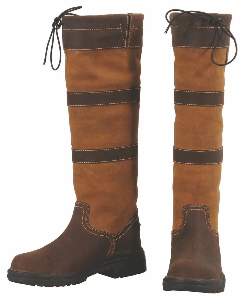 2c532651ae0 Children s Lexington Waterproof Tall Country Boots