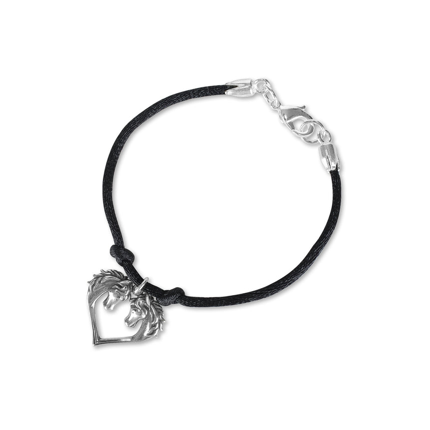 Kasaro Designs Horse Heart Bracelet - Breeches.com