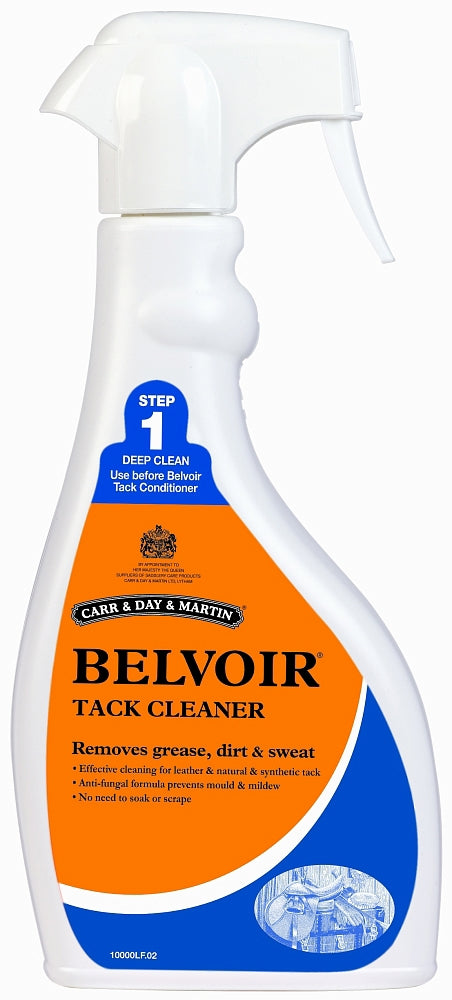 Belvoir Tack Cleaner Spray 500ML - Carr & Day & Martin - Breeches.com