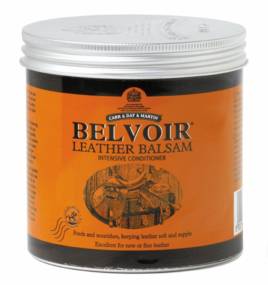 Belvoir Leather Balsam Intensive Conditioner 500ML
