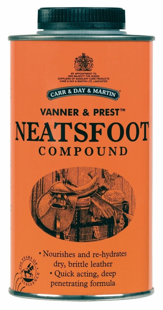 Carr&Day&Martin Neatsfoot Oil (1L) - Carr & Day & Martin - Breeches.com