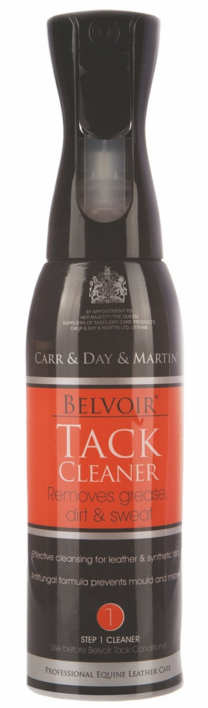 Belvoir Tack Cleaner 360 Spray