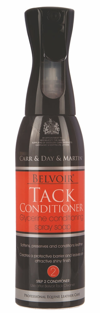 Belvoir Tack Conditioner 360 Spray
