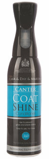 Canter Coat Shine 360 Spray - Carr & Day & Martin - Breeches.com