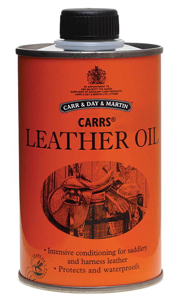 Carr&Day&Martin Carrs Leather Oil - Carr & Day & Martin - Breeches.com