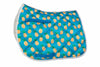 LETTIA PINEAPPLE ALL PURPOSE SADDLE PAD - Breeches.com