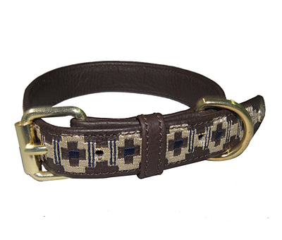 Halo Dog Collar - Leather with Cam Dog Collar - Halo - Breeches.com