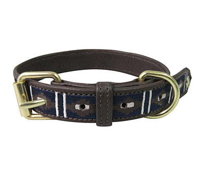 Halo Dog Collar - Leather with Kelly Dog Collar - Halo - Breeches.com