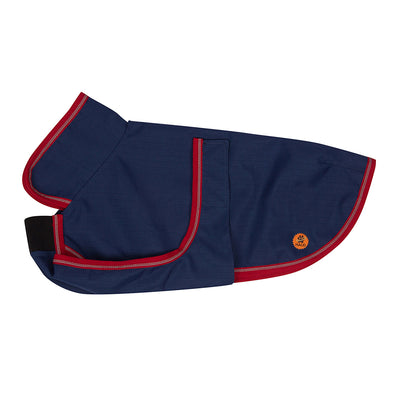 Bonum Dog Jacket with Collar - Halo - Breeches.com