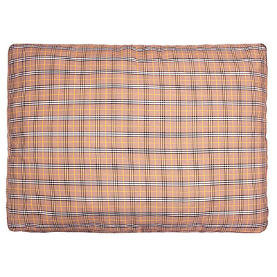 Halo Classic Plaid Rectangular Dog Bed - Halo - Breeches.com