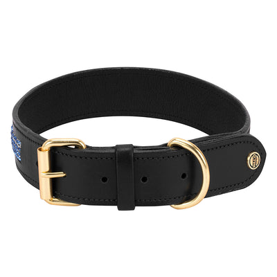 Bling 4 Row Dog Collar - Halo - Breeches.com