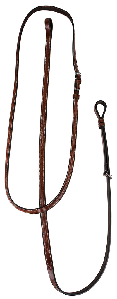 Henri de Rivel Pro Raised Fancy Stitched Standing Martingale - Henri de Rivel - Breeches.com