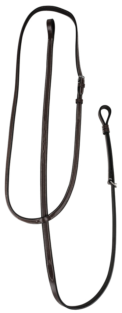 Henri de Rivel Pro Raised Fancy Stitched Standing Martingale - Breeches.com