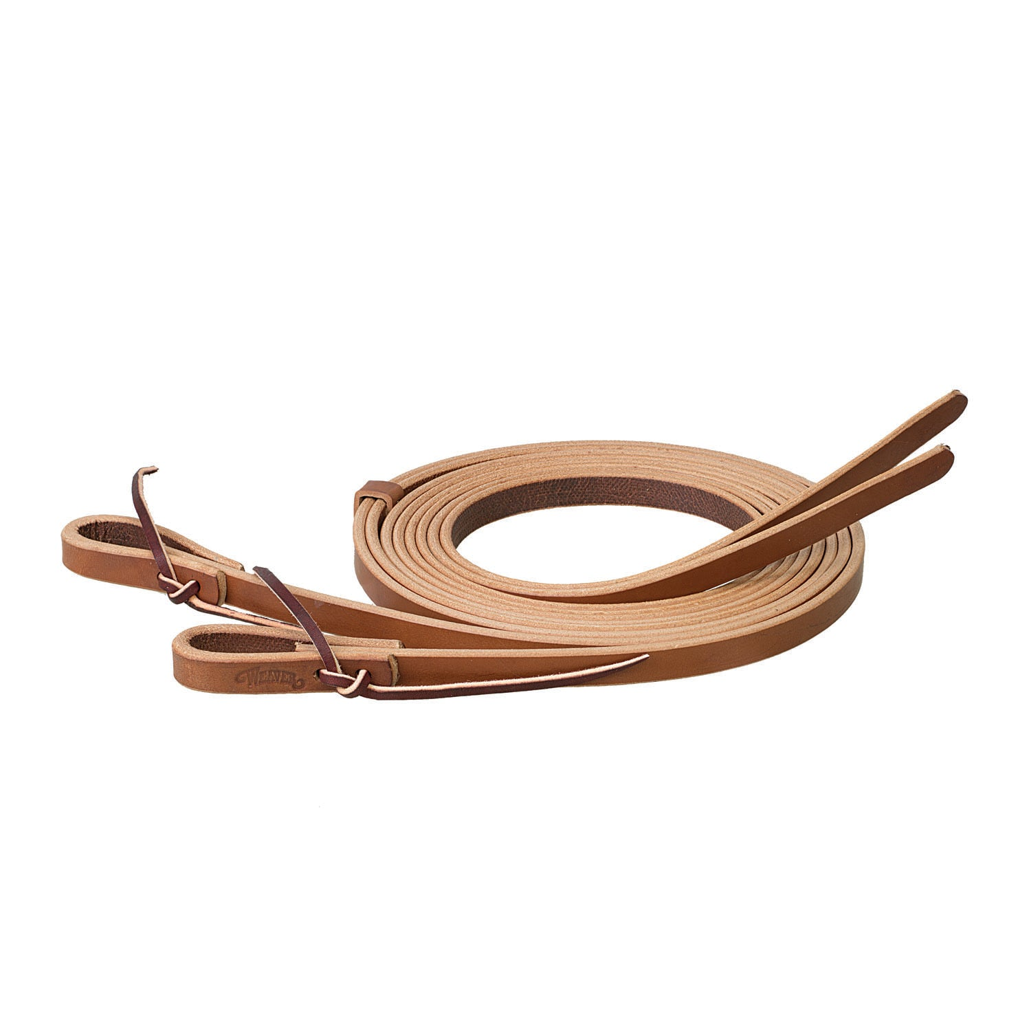 Horizons Heavy Harness Split Reins - Weaver Leather - Breeches.com