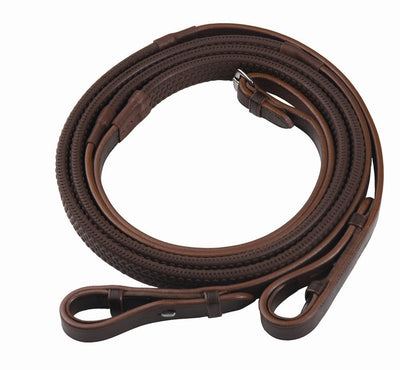Henri de Rivel Advantage Rubber Reins - Henri de Rivel - Breeches.com