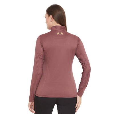 Equine Couture Surya Equicool Long Sleeve Sun Sport Shirt_9