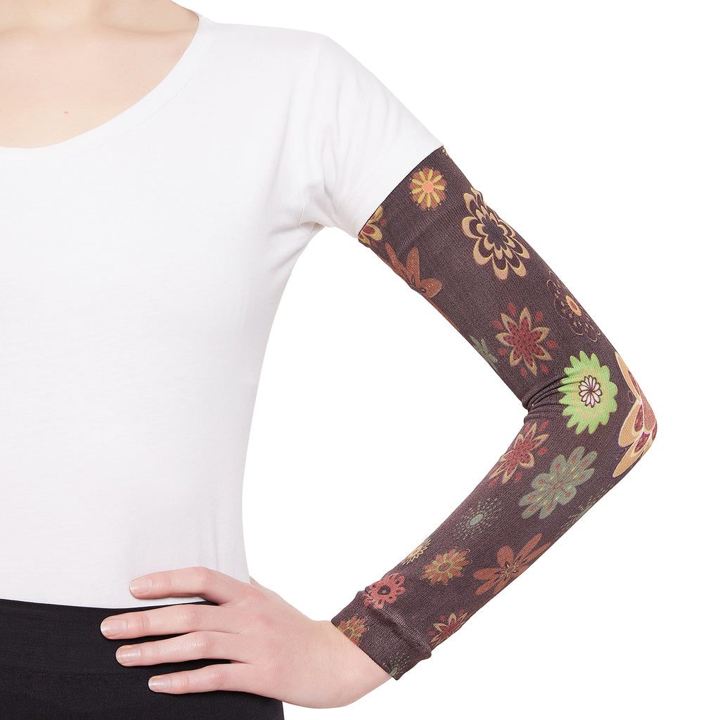 Equine Couture Ladies Equicool Designer Arm Sleeve_1