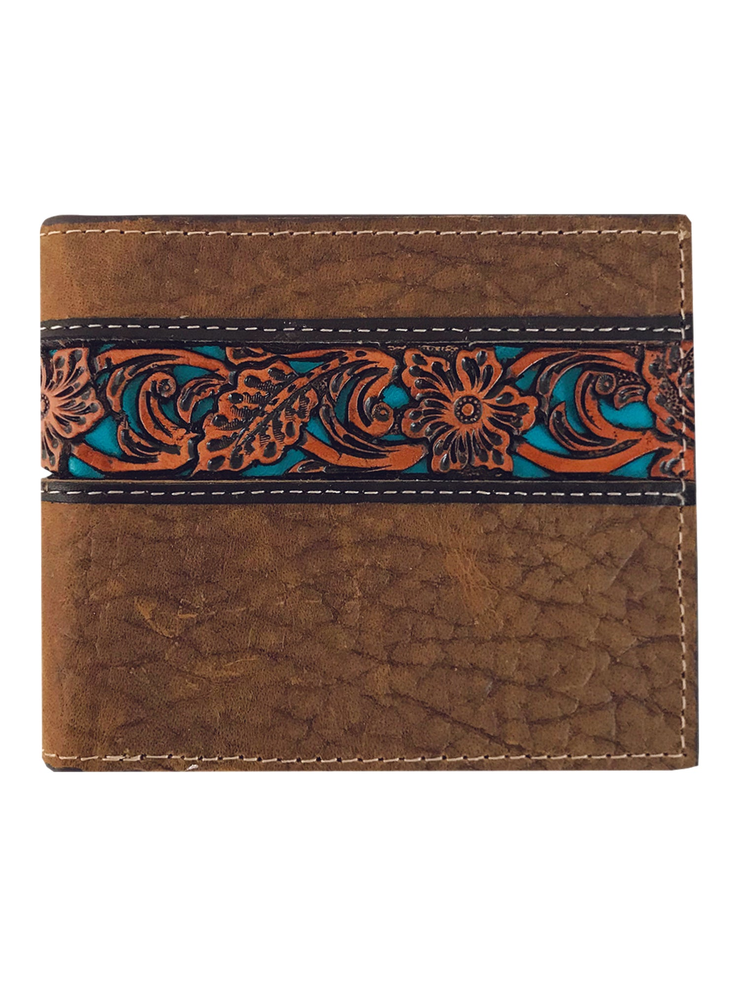 Roper Floral Overlay Passcase Wallet_1